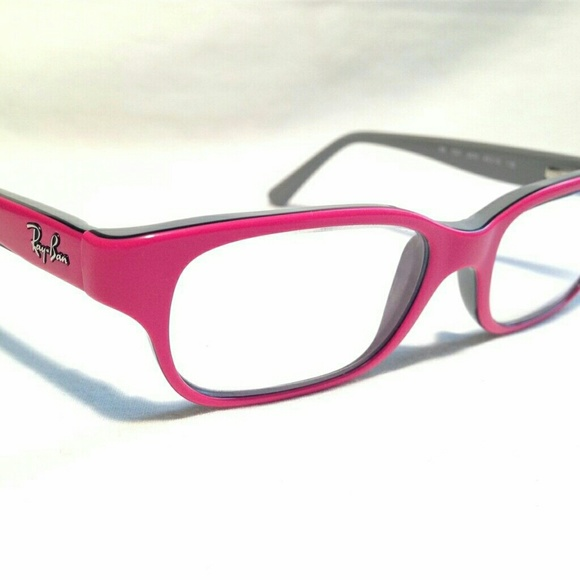 Ray-Ban Accessories | Rayban Jrkids Pink Grey Rx Eyeglasses Frames ...